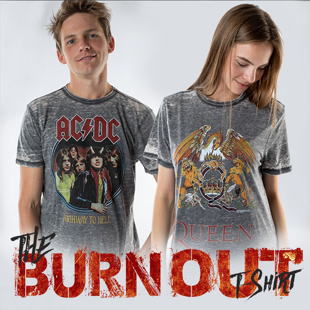 NEW Burnout Collection!