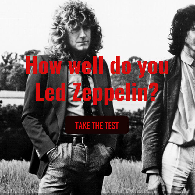 All things Led Zeppelin