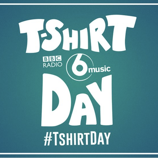 It's Wear Your Old Band T-Shirt To Work Day this Friday