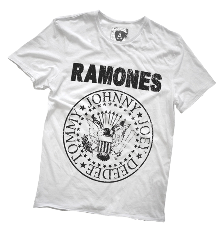 Ramones T-Shirts | Ramones Clothing | Amplified Clothing