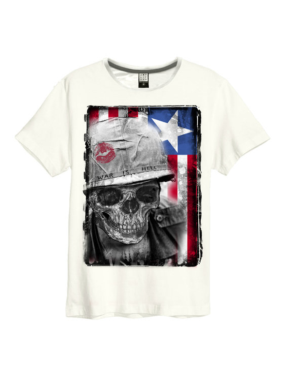 War Is Hell T Shirt Amplified Outlet Amplified