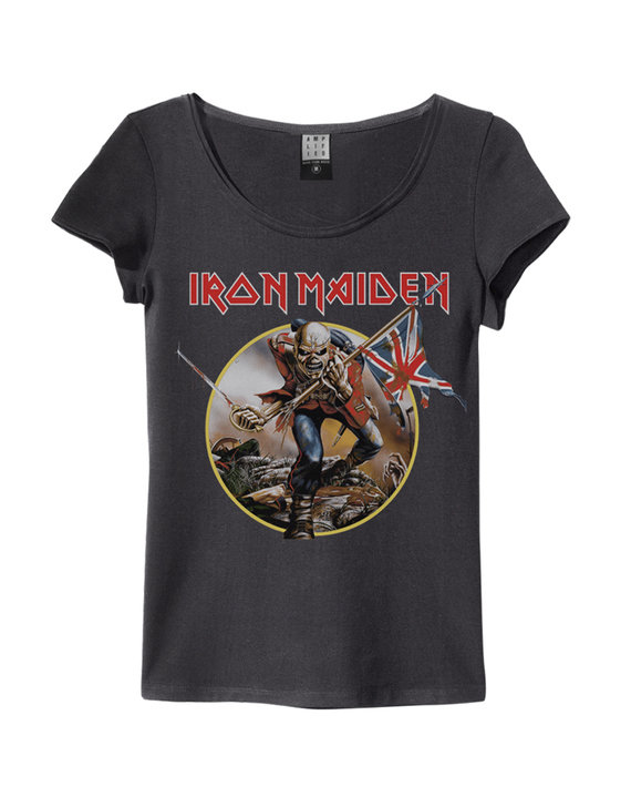 IRON MAIDEN TROOPER WOMEN