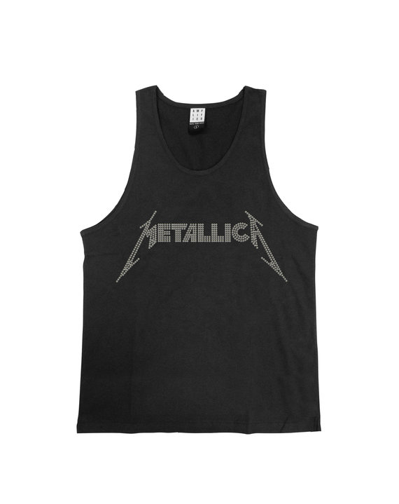 METALLICA DIAMANTE LOGO VEST