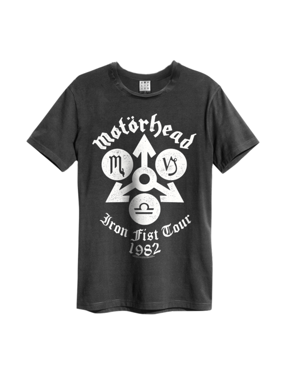 MOTORHEAD IRON FIST TOUR