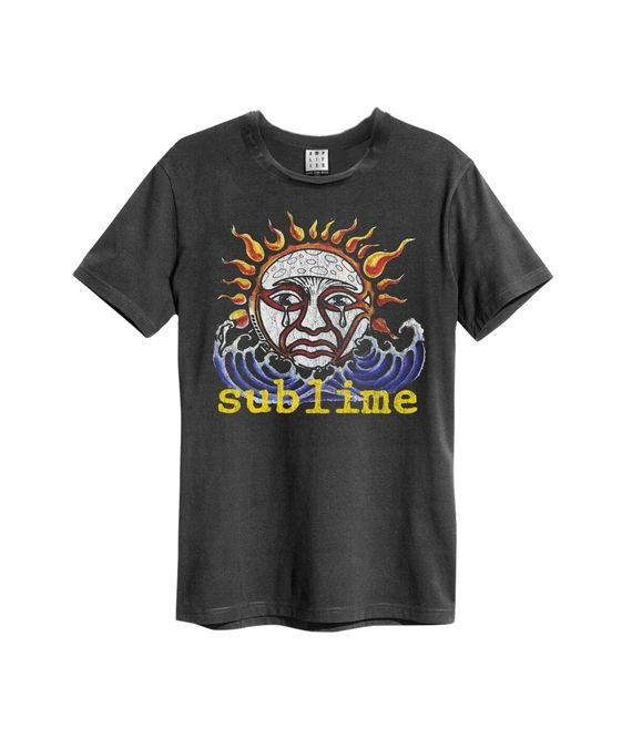 SUBLIME SKA SUN LOGOLEY