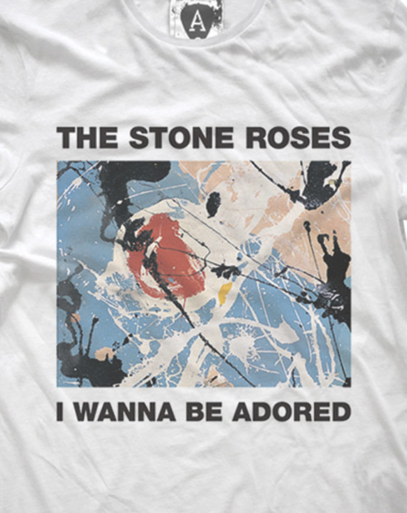 THE STONE ROSES I WANNA BE ADORED WOMEN