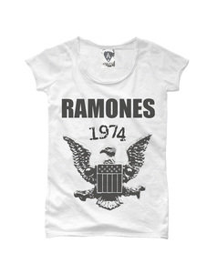 View the RAMONES 74 EAGLE online at Amplified