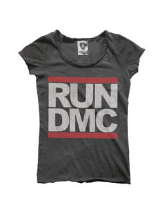 RUN DMC LOGO T-SHIRT WOMEN