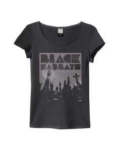 View the BLACK SABBATH VICTORY WOMENS SLIM FIT online at Amplified