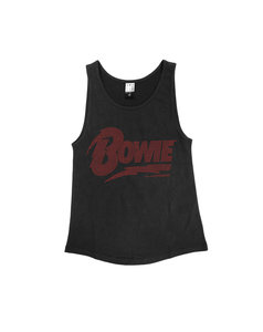 DAVID BOWIE DIAMANTE VEST WOMEN