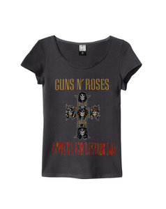 GUNS N ROSES WOMEN DIAMANTE