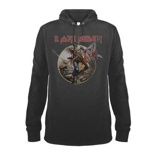 View the IRON MAIDEN TROOPER HOODIE online at Amplified