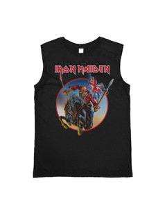 View the IRON MAIDEN TROOPER ON STEED online at Amplified