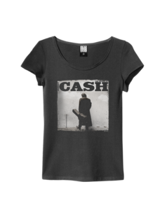 View the JOHNNY CASH WALKING LEGEND WOMEN online at Amplified