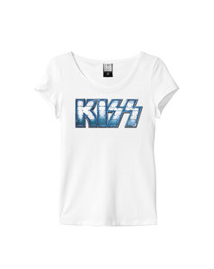 View the KISS METAL DISTRESSED WOMEN online at Amplified