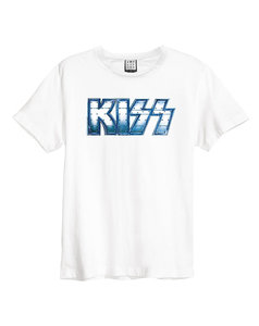 View the KISS METAL DISTRESSED LOGO online at Amplified