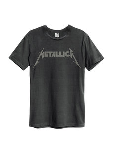 METALLICA SILVER LOGO DIAMANTE