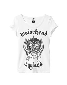 View the MOTORHEAD ENGLAND WOMEN online at Amplified