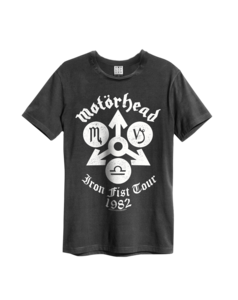 View the MOTORHEAD IRON FIST TOUR online at Amplified