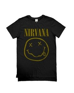View the NIRVANA SMILEY FACE online at Amplified