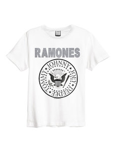 RAMONES BLACK DIAMANTE LOGO