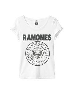 View the RAMONES LOGO WOMEN online at Amplified