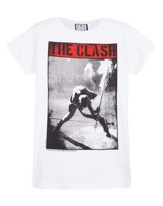 View the CLASH CALLING T-SHIRT online at Amplified