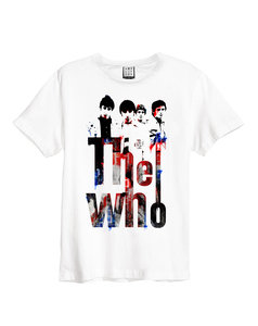 View the THE WHO GRAFFITI online at Amplified