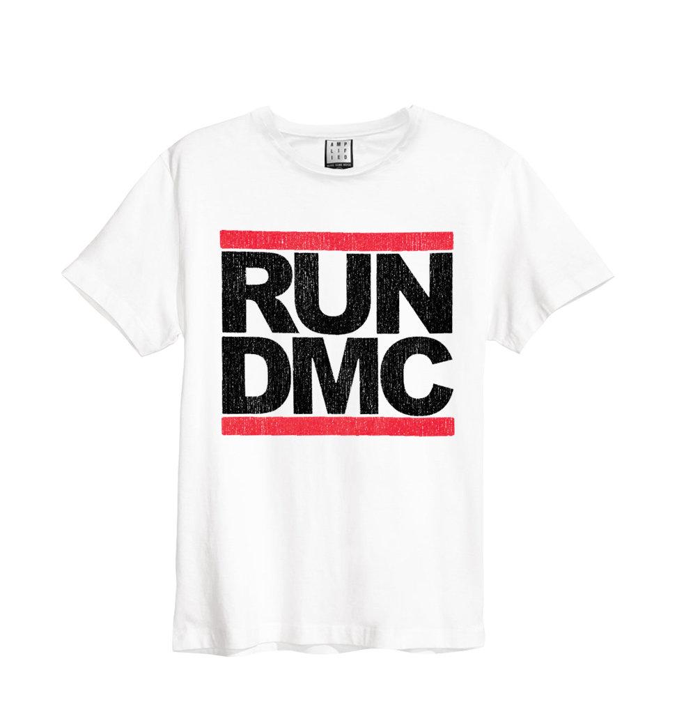 run dmc logo run dmc t shirts amplified. Black Bedroom Furniture Sets. Home Design Ideas