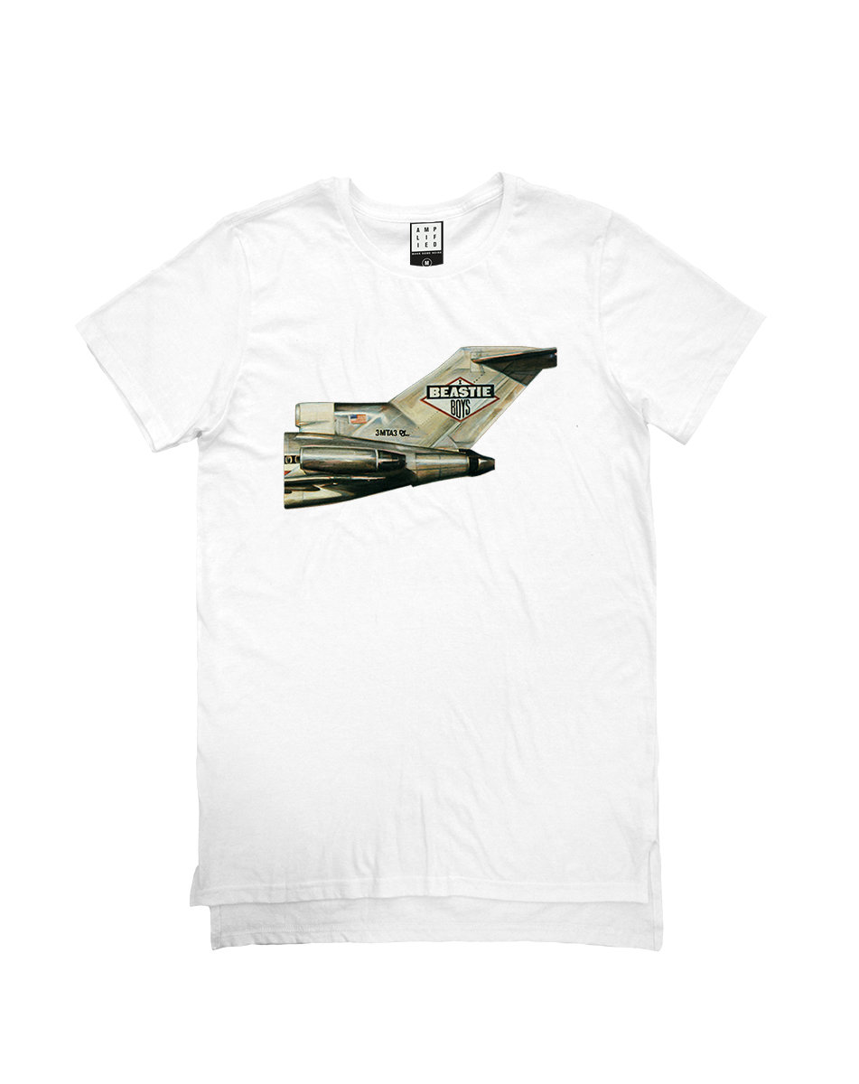 ac0c837f BEASTIE BOYS LICENSED TO ILL | Beastie Boys All T-Shirts | Amplified