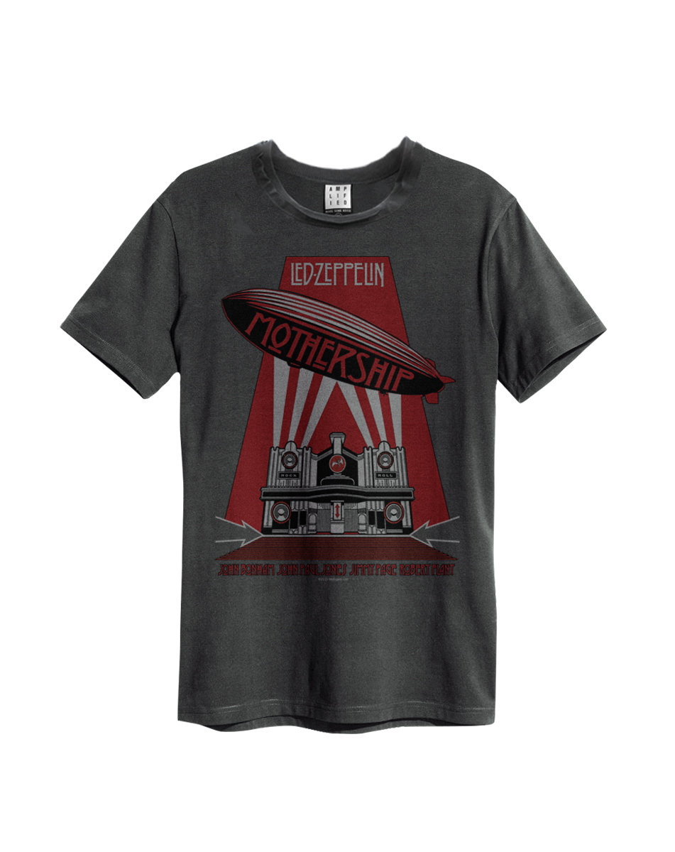 LED ZEPPELIN MOTHERSHIP T-SHIRT | Led Zeppelin All T-Shirts | Amplified