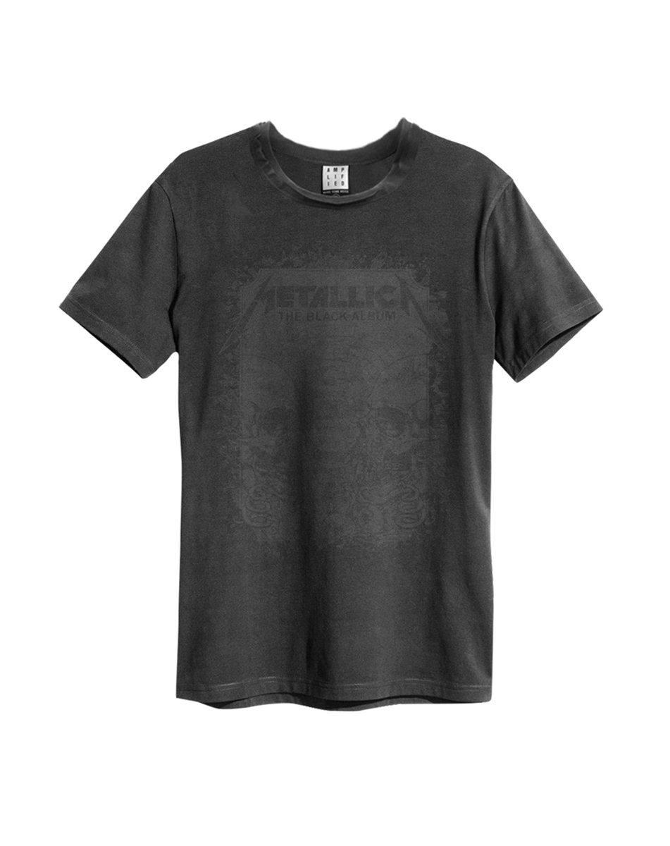 e8e0a1b0 METALLICA THE BLACK ALBUM | Metallica All T-Shirts | Amplified