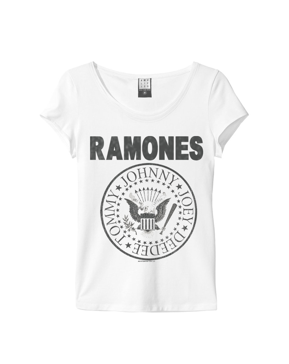 The Ramones T-shirt has become a ubiquitous garment, a globally recognised design that retains only a flimsy link to the music made by America's quintessential punk band.