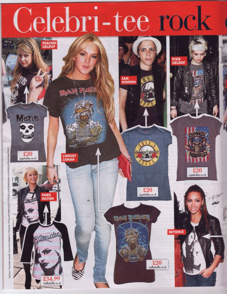 Rock Chic Amplified Clothing