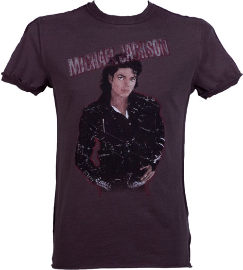 Michael jackson bad t shirt featured on t shirt of the day for T shirts jackson ms