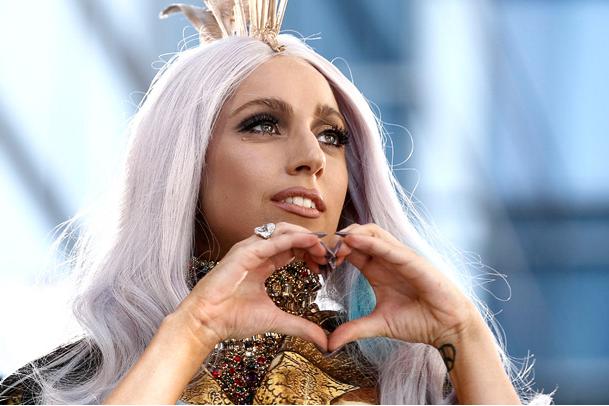 lady gaga boyfriend luc carroll. Gaga wore in her song bad