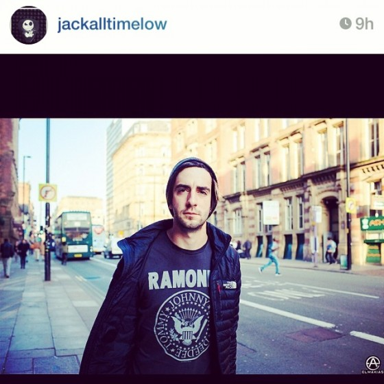 Jack All Time Low  x Amplified